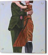 Ray And Isabel Acrylic Print