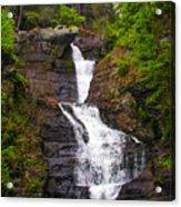 Raymondskill Falls Acrylic Print