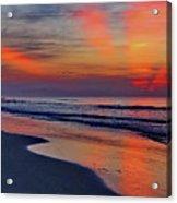Rays From Heaven Acrylic Print