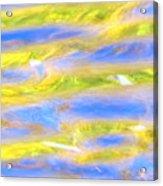 Rays Of Love Acrylic Print