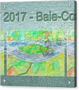 Rdv 2017 Baie-comeau Mug Shot Acrylic Print