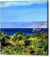 Rea Sea Aqaba Acrylic Print