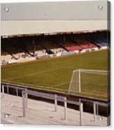 Reading - Elm Park - Norfolk Road Stand 4 - 1970s Acrylic Print