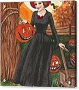 Ready For Halloween Acrylic Print