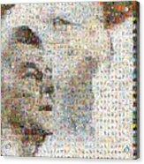 Reagan Acrylic Print
