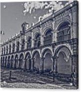 Real Palacio De Los Capitanes Generales Acrylic Print