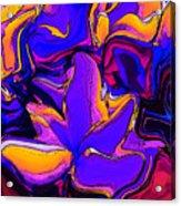 Really Wildflowers Acrylic Print