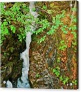Reany Falls 4548 Acrylic Print