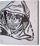 Reaper Acrylic Print