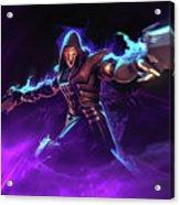 Reaper Overwatch Acrylic Print