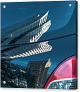 Rear Reflections Acrylic Print
