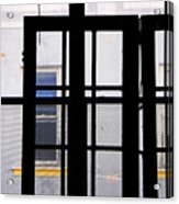 Rear Window 1 Acrylic Print