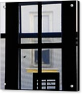 Rear Window 2 Acrylic Print