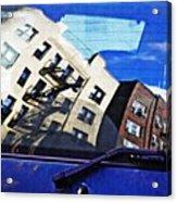Rear Window Acrylic Print
