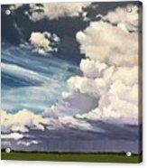 Rebecca's Storm Acrylic Print