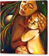 Rebekah Acrylic Print