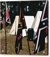 Rebel Camp Acrylic Print