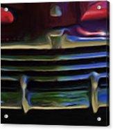 Red 47 Acrylic Print