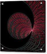 Red-addz Acrylic Print