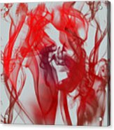 Red Alert Acrylic Print