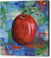 Red Apple Rhapsody-SOLD Acrylic Print