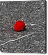 Red Balloon IIi Acrylic Print