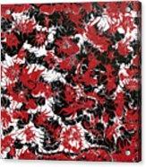 Red Devil U - V1cbs36 Acrylic Print