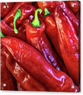 Red Hot Chili Peppers Acrylic Print