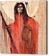 Red Man Acrylic Print