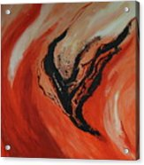 Red Planet Xiii Acrylic Print