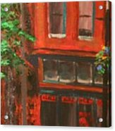 Red Ram, Georgetown, Co Acrylic Print