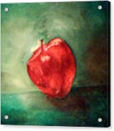 Red Red Apple Acrylic Print
