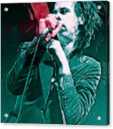 Red Right Hand, Nick Cave Acrylic Print