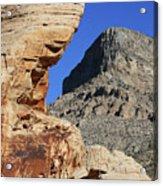 Red Rock Canyon Nv 2 Acrylic Print