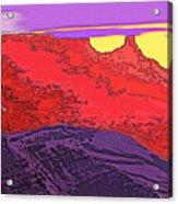Red Rock Country - Southeastern Utah Acrylic Print