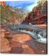 Red Rock Sedona Acrylic Print
