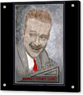 Red Skelton Acrylic Print