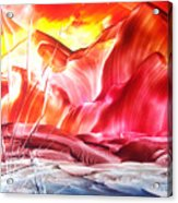 Red Sky At Night...... Acrylic Print