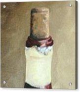 Red Wine 2 Acrylic Print