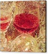 Red Wine 3 Acrylic Print