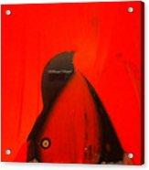 Red-y Acrylic Print