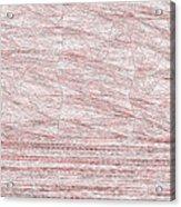 Red.315 Acrylic Print