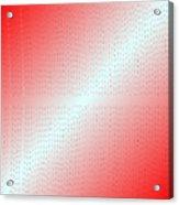 Red.5 Acrylic Print