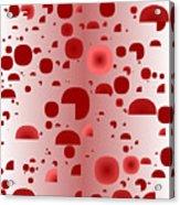 Red.833 Acrylic Print
