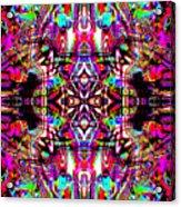Redax Acrylic Print