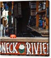 Redneck Riviera Acrylic Print
