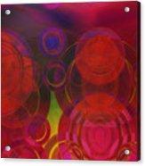 Redroro Acrylic Print