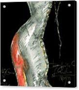 Redshoe Acrylic Print