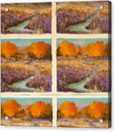 Redundant Landscape Acrylic Print