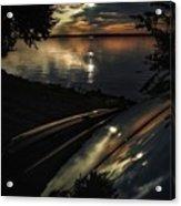 Reflected Beauty  Acrylic Print